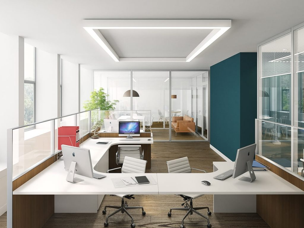 commercial office renovation Singapore