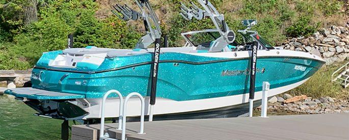 Boat Dock Ladders