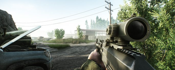 Use undetected hacks and cheats for the EFT game
