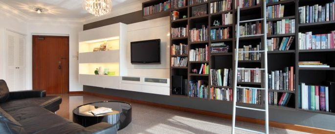 bookshelf Singapore