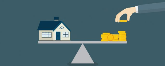 cash out home refinancing